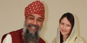 Anand Karaj Interfaith Wedding UK